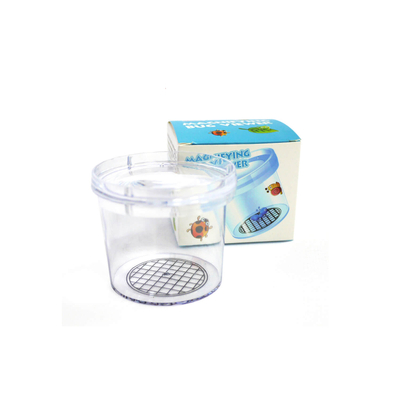 Bug Critter Cage with Magnify Plastic Top