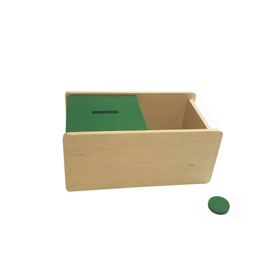 Imbucare Box With Flip Lid - 1 Slot